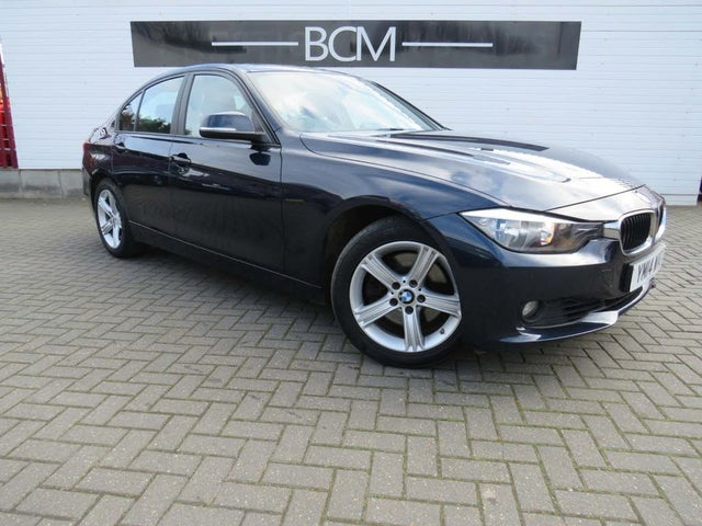 2014 BMW 3 Series 2.0TD 325d SE Saloon 4d (14 reg)