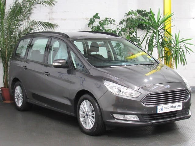 2018 Ford Galaxy 2.0TDCi Zetec (120ps) (18 reg)