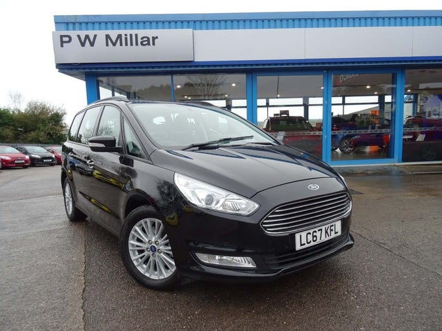 2018 Ford Galaxy 2.0TDCi Zetec (120ps) (67 reg)