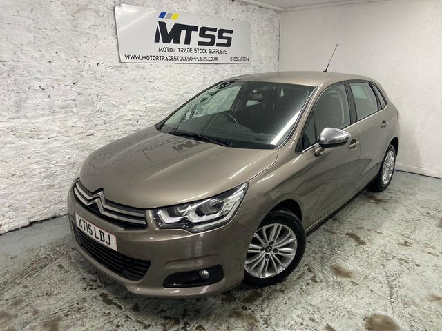 2015 Citroen C4 1.6BlueHDi Flair (100bhp) (15 reg)