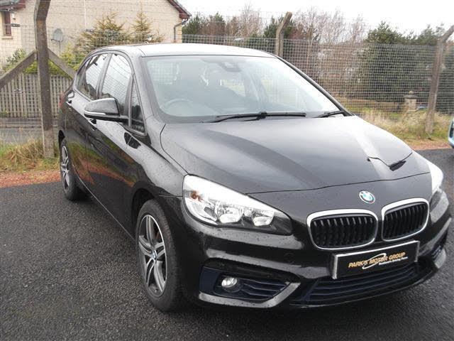 2015 BMW 2 Series 2.0TD 218d Sport (150bhp) Active Tourer 5d (15 reg)