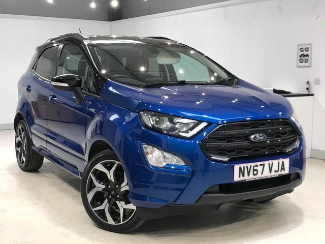 2018 Ford EcoSport 1.0T ST-Line (140ps) (67 reg)