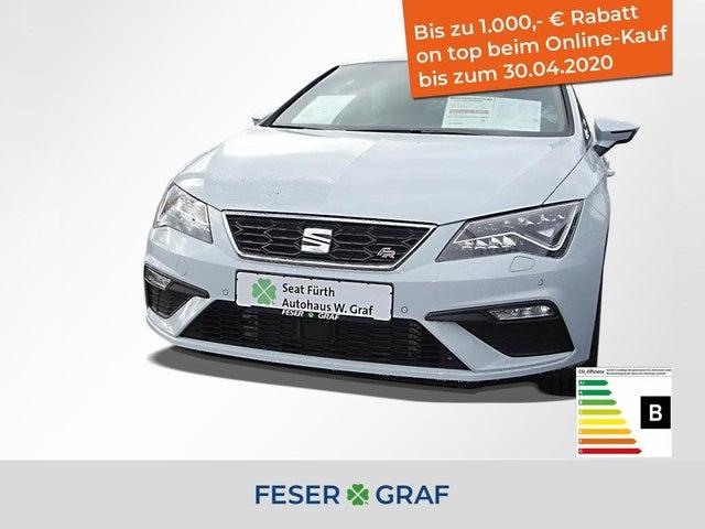 Seat Leon FR 1.5 TSI ACT Voll-LED Tempomat PDC v+h