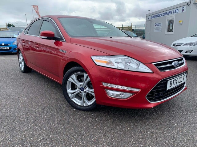 2014 Ford Mondeo 2.0TDCi Titanium X Business (140ps) Hatchback (14 reg)