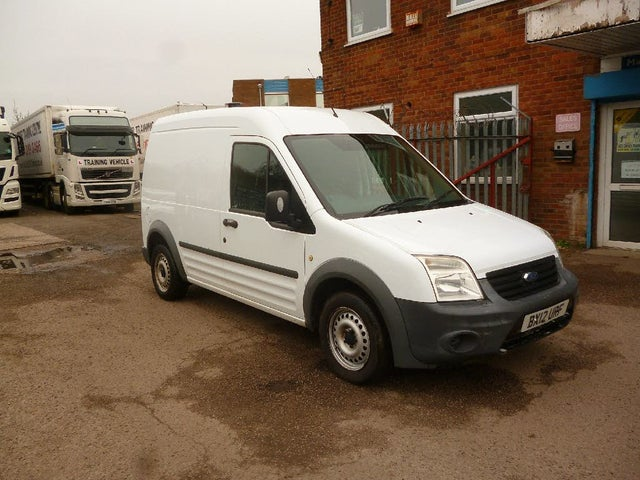 2012 Ford Transit Connect 1.8TD T230 LWB (90PS) High Roof (12 reg)