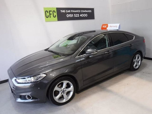 2016 Ford Mondeo 2.0TDCi Titanium (180ps) (s/s) Hatchback Powershift (65 reg)