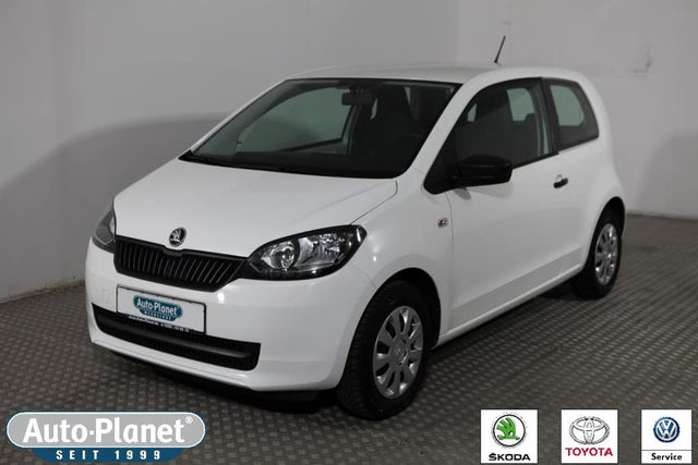 Skoda Citigo 1.0 Cool Edition KLIMA EL.FH ZV MIT FB