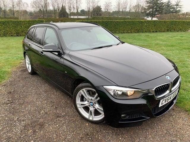 2014 BMW 3 Series 2.0TD 320d M Sport (184bhp) (s/s) Touring 5d Auto (64 reg)