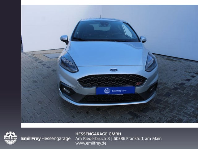 Ford Fiesta 1.5 EcoBoost S&S mit Styling-Paket ST