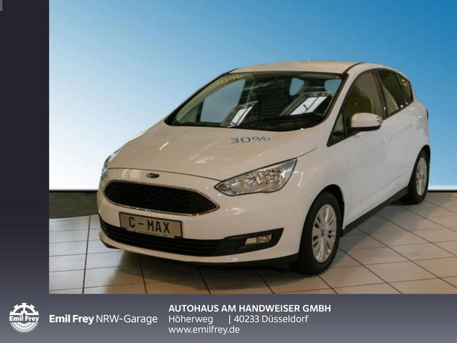 Ford C-Max 1.0 EcoBoost Start-Stopp-System COOL&CONNECT 92 kW, 5-türig