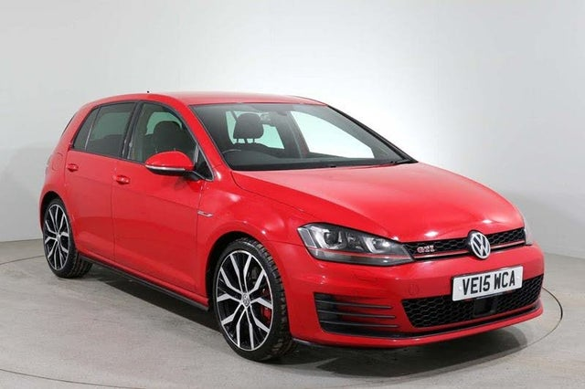 2015 Volkswagen Golf 2.0 GTi (230ps) (Performance Pk) Hatchback 5d DSG (15 reg)