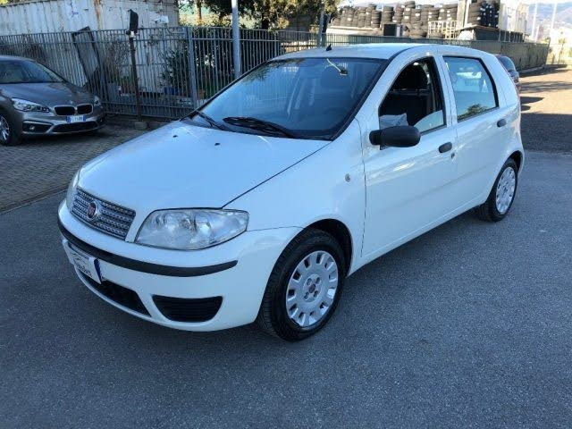 2009 Fiat Punto Classic 5 porte Natural Power Active