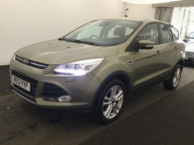 2013 Ford Kuga 2.0TDCi Titanium X (163ps) 4X4 Powershift (13 reg)