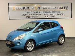 Used Ford Ka For Sale In Sheffield Cargurus