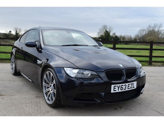 2013 BMW 3 Series 4.0 M3 Coupe DCT (63 reg)