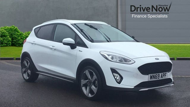 2019 Ford Fiesta 1.0T Active 1 (125ps) (s/s) (69 reg)