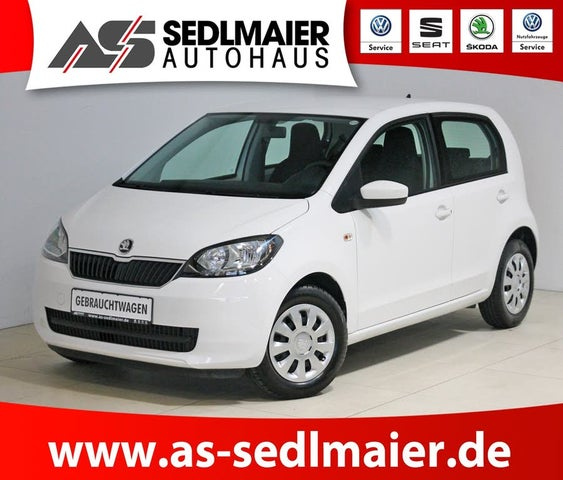 Skoda Citigo 1.0 Ambition Klima Navi Radio MP3 Freispr
