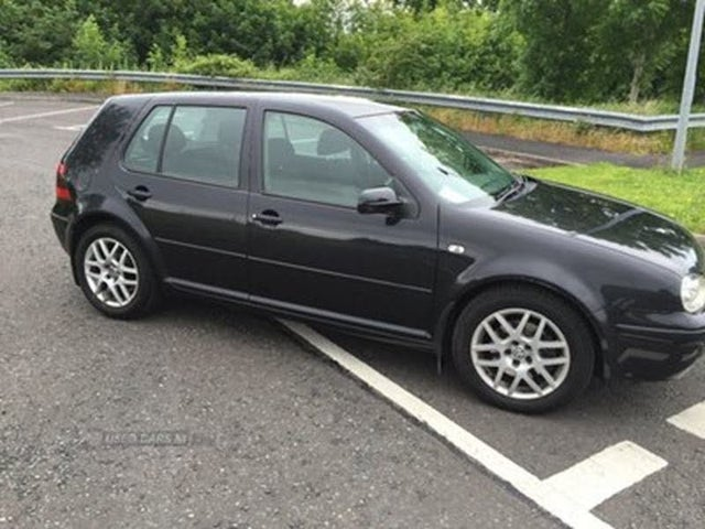 2002 Volkswagen Golf 2.8 V6 4Motion 5d (02 reg)