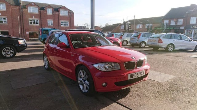 2005 BMW 1 Series 1.6 116i Sport (05 reg)