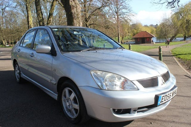 2006 Mitsubishi Lancer 1.6 Equippe Saloon 4d auto (56 reg)