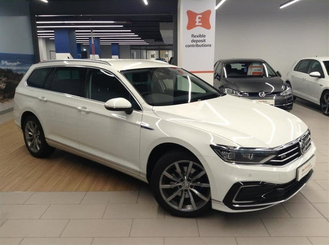 2019 Volkswagen Passat 1.4 TSI GTE Advance Estate 5d (69 reg)