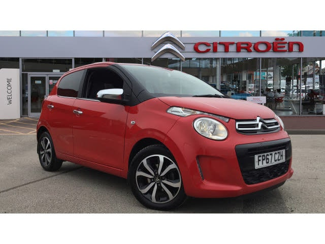 2018 Citroen C1 1.2 PureTech Flair 5d (67 reg)