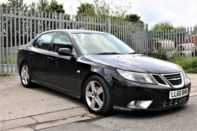 2010 Saab 9-3 2.0 Turbo Edition Saloon 4d auto (60 reg)