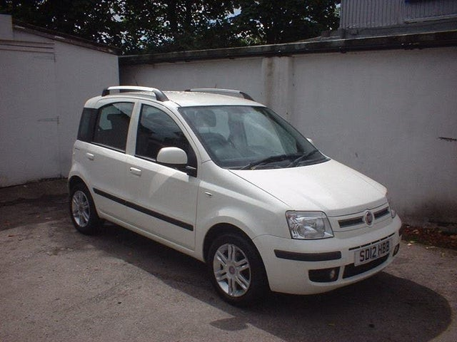 2012 Fiat Panda 1.2 Dynamic (12 reg)