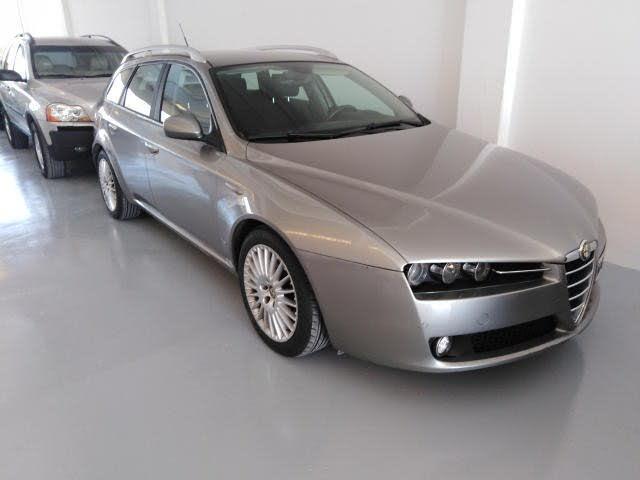 2006 Alfa Romeo 159 JTDm Sportwagon