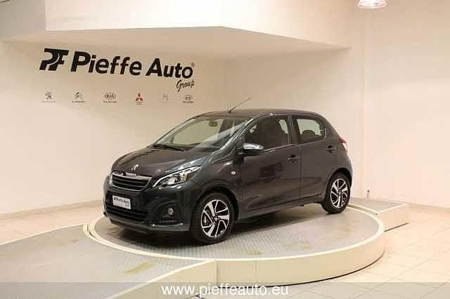 2019 Peugeot 108 72 5 porte Active