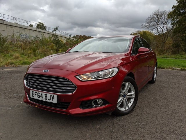 2014 Ford Mondeo 2.0TDCi Titanium (180ps) (s/s) Hatchback Powershift (64 reg)