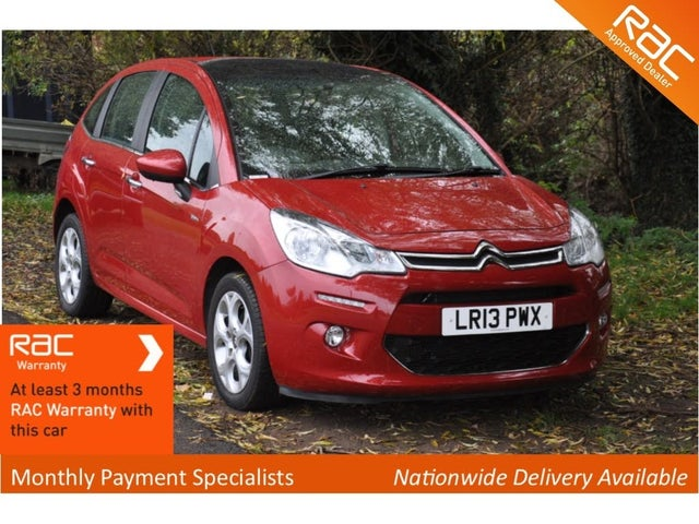 2013 Citroen C3 1.6e-HDi Exclusive (115bhp) Airdream (13 reg)