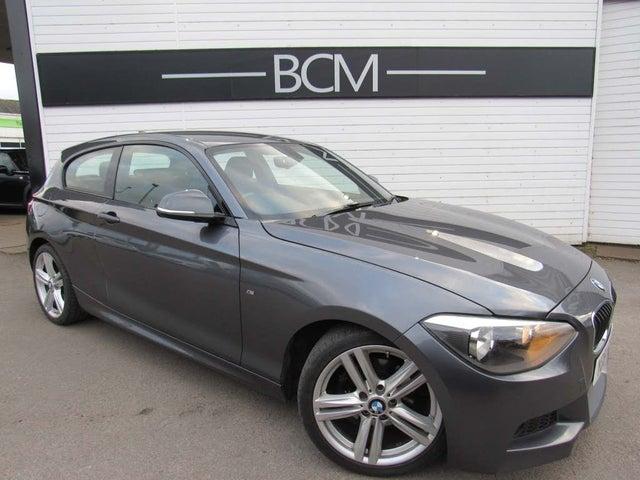 2014 BMW 1 Series 2.0TD 120d M Sport (184bhp) (s/s) Sports Hatch 3d Auto (64 reg)