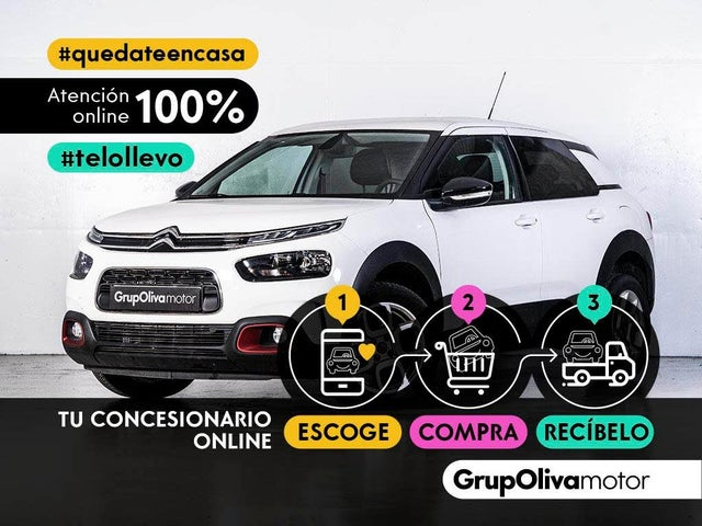 2018 Citroen C4 Cactus BlueHDi 100 Feel