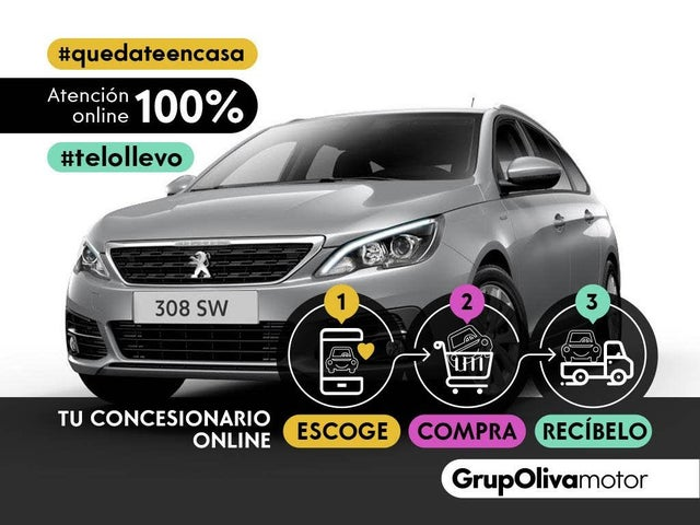 2019 Peugeot 308 SW Style 110 Style