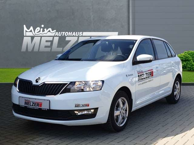 Skoda Rapid /Spaceback Rapid Spaceback Cool Edition Einparkhilfe