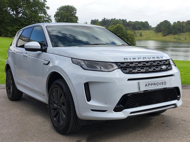 2019 Land Rover Discovery Sport 2.0 D180 R-Dynamic SE (180ps) (69 reg)