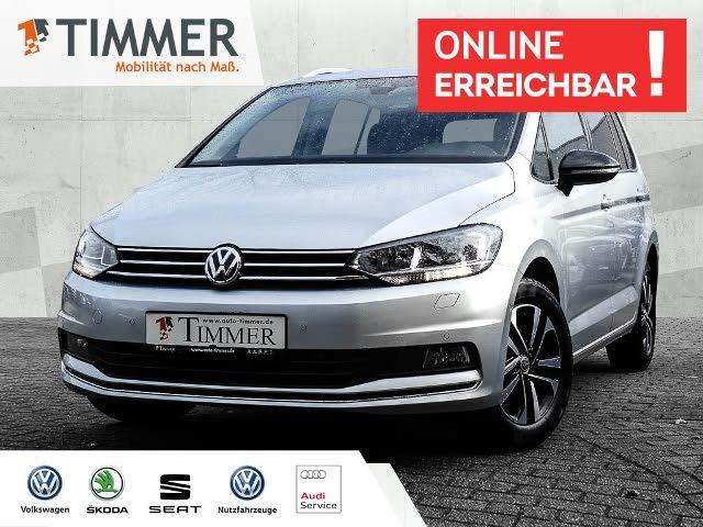 VW Touran 1.0 TSI IQ.DRIVE*Navi*7Sit.*AHK*ACC*