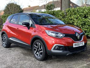 Used Renault Captur For Sale In Bournemouth Cargurus