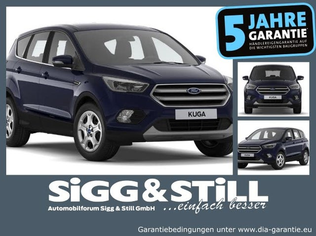 Ford Kuga 1.5 EcoBoost Trend Winter Paket, Audio,