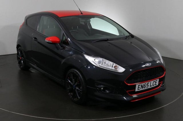 2015 Ford Fiesta 1.0T Zetec S Black Edition (65 reg)