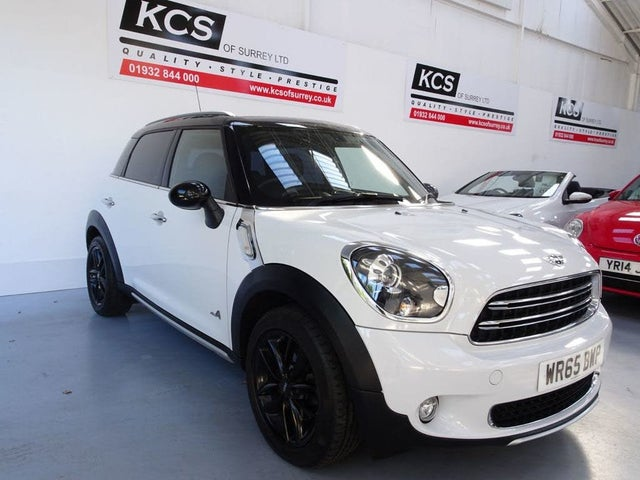 2015 MINI Countryman 2.0TD Cooper D Business Edition ALL4 (65 reg)