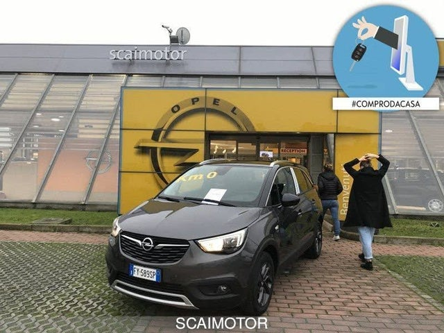 2019 Opel Crossland X 102 CV 120 Anniversary