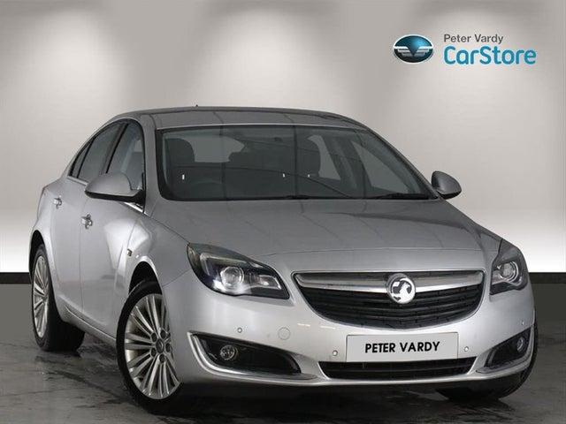 2017 Vauxhall Insignia 1.4i 16v Turbo Design (Nav) (17 reg)
