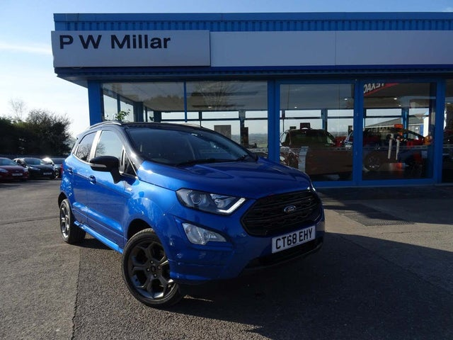 2019 Ford EcoSport 1.0T ST-Line (125ps) (s/s) (68 reg)