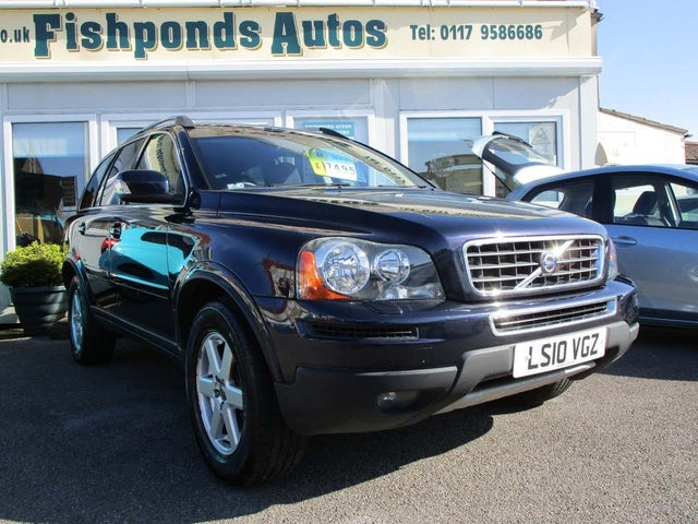2010 Volvo XC90 2.4TD Active 2.4D Geartronic (10 reg)