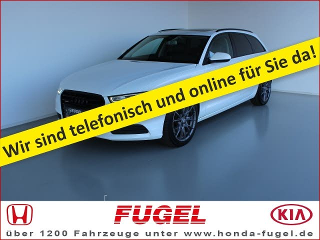 Audi A6 Avant 3.0 TDI quattro Tiptronic Xen Navi Pano