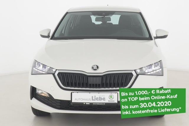 Skoda SCALA ACTIVE TSI LED|KLIMA|SHZ|PDC|FREISPRECH