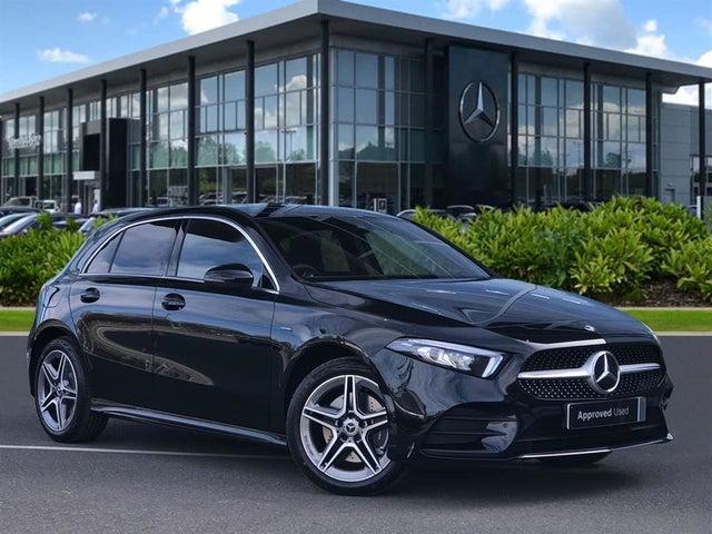 2020 Mercedes-Benz A-Class 1.3 A250e AMG Line Executive Hatchback 5d (20 reg)