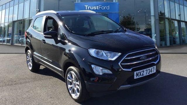 2019 Ford EcoSport 1.0T Titanium (125ps) (s/s) (Z7 reg)